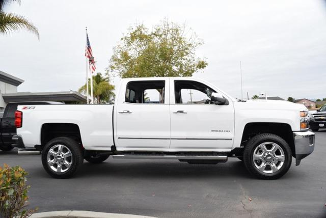2019 Silverado 2500 Crew Cab 4x4,  Pickup #T9125 - photo 4