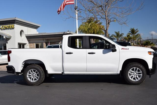 2019 Silverado 1500 Double Cab 4x4,  Pickup #T9177 - photo 4