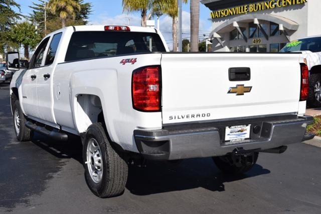 2019 Silverado 2500 Double Cab 4x4,  Pickup #T9181 - photo 2