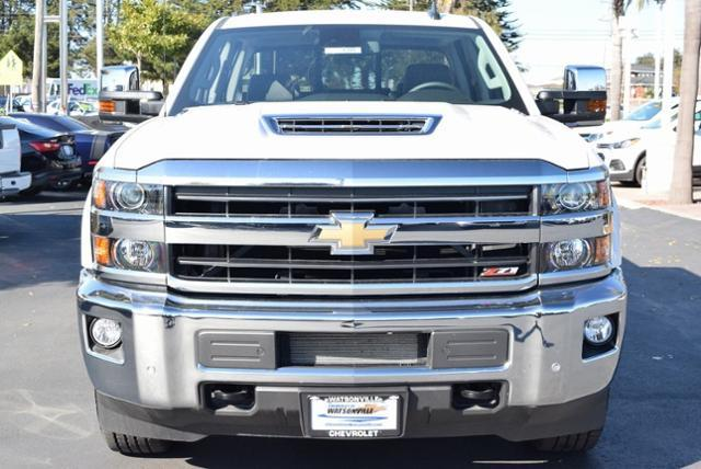 2019 Silverado 2500 Crew Cab 4x4,  Pickup #T9209 - photo 3