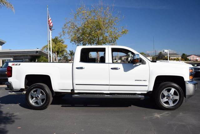2019 Silverado 2500 Crew Cab 4x4,  Pickup #T9209 - photo 4