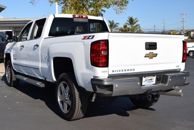 2019 Silverado 2500 Crew Cab 4x4,  Pickup #T9209 - photo 2
