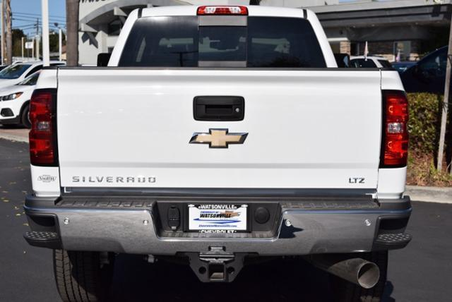 2019 Silverado 2500 Crew Cab 4x4,  Pickup #T9209 - photo 5