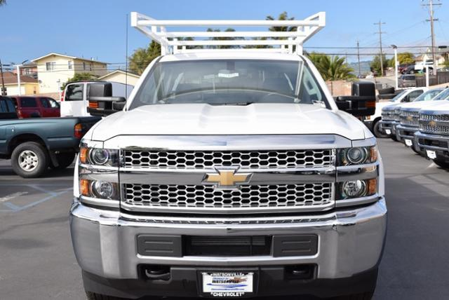 2019 Silverado 2500 Double Cab 4x4,  Cab Chassis #T9214 - photo 3