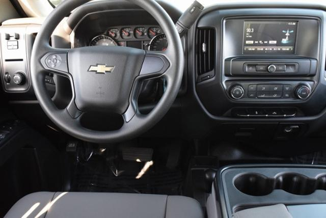 2019 Silverado 2500 Double Cab 4x4,  Cab Chassis #T9214 - photo 20