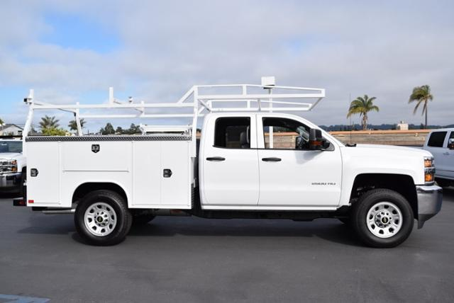 2019 Silverado 2500 Double Cab 4x4,  Cab Chassis #T9214 - photo 4