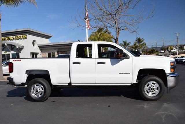 2019 Silverado 2500 Double Cab 4x4,  Pickup #T9275 - photo 4