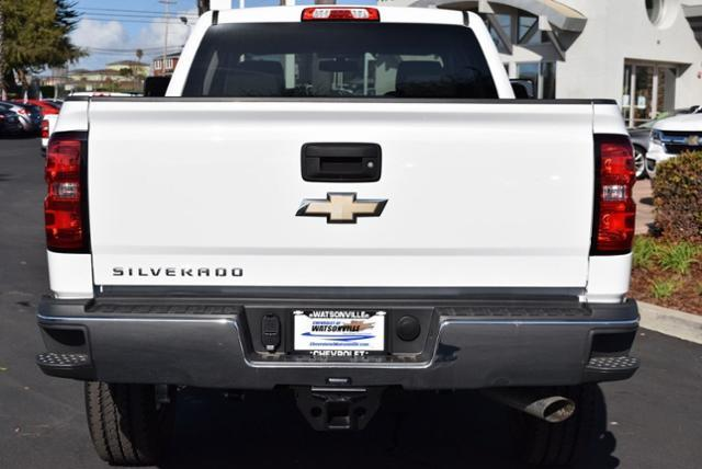 2019 Silverado 2500 Double Cab 4x4,  Pickup #T9275 - photo 5