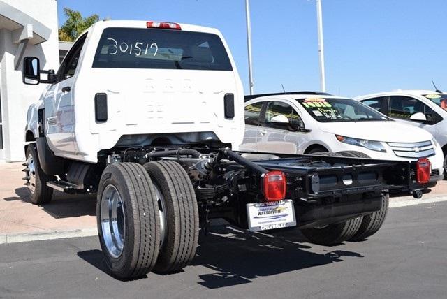 2019 Chevrolet Silverado 6500 Regular Cab DRW RWD, Rugby Dump Body #T9584 - photo 1