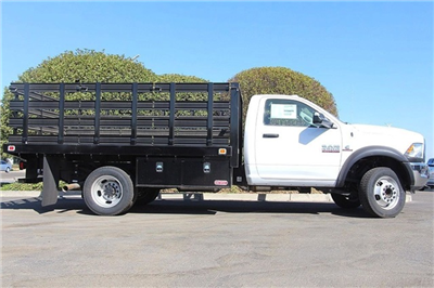 2017 Ram 4500 Regular Cab DRW, Knapheide Value-Master X Stake Bed #N5281 - photo 6