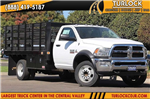 2017 Ram 4500 Regular Cab DRW, Knapheide Value-Master X Stake Bed #N5281 - photo 1