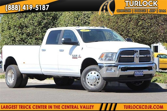 2017 Ram 3500 Crew Cab DRW 4x4, Pickup #N5532 - photo 1
