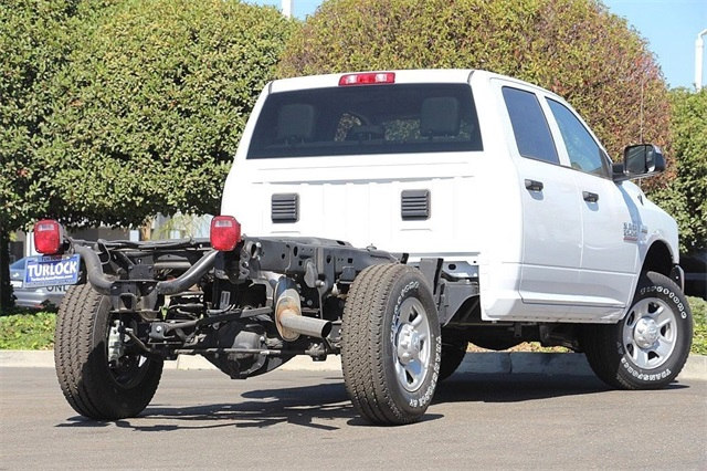 2017 Ram 2500 Crew Cab 4x4 Cab Chassis #N5630 - photo 2