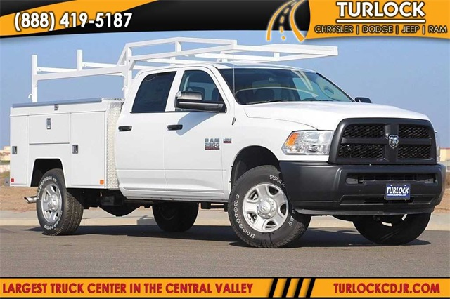2017 Ram 2500 Crew Cab 4x4, Douglass Service Body #N5630 - photo 1