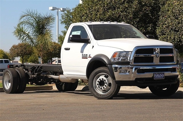 2017 Ram 5500 Regular Cab DRW 4x4 Cab Chassis #N5815 - photo 3