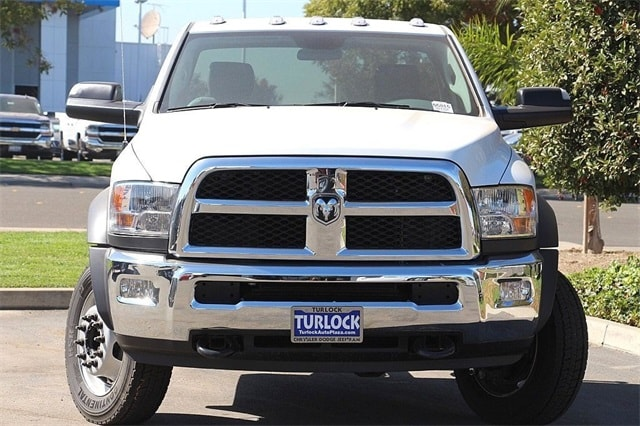 2017 Ram 5500 Regular Cab DRW 4x4 Cab Chassis #N5815 - photo 5