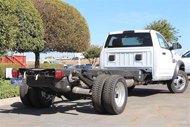 2017 Ram 5500 Regular Cab DRW 4x4 Cab Chassis #N5815 - photo 2