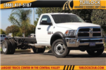2017 Ram 5500 Regular Cab DRW 4x4 Cab Chassis #N5815 - photo 1