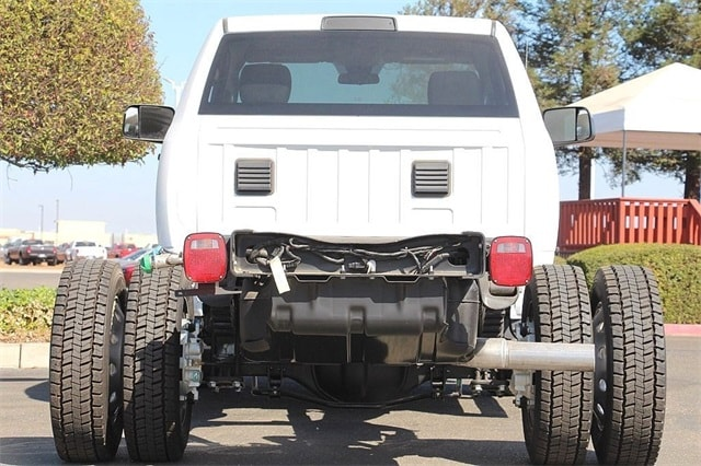 2017 Ram 5500 Regular Cab DRW 4x4 Cab Chassis #N5894 - photo 6