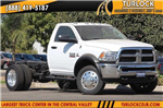 2017 Ram 5500 Regular Cab DRW 4x4 Cab Chassis #N5894 - photo 1
