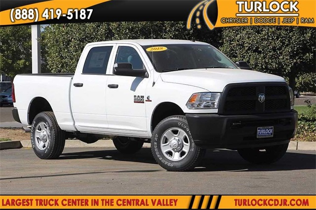 2018 Ram 2500 Crew Cab 4x4, Pickup #N5912 - photo 1