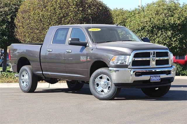 2018 Ram 2500 Mega Cab 4x4 Pickup #N5920 - photo 3