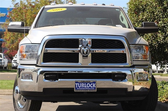 2018 Ram 3500 Crew Cab DRW 4x4 Cab Chassis #N5929 - photo 5