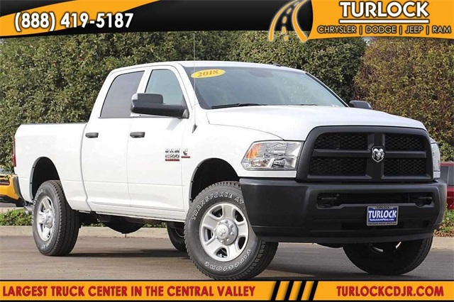 2018 Ram 2500 Crew Cab 4x4, Pickup #N5933 - photo 1