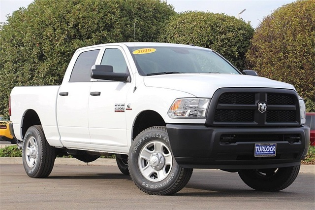 2018 Ram 2500 Crew Cab 4x4, Pickup #N5933 - photo 3