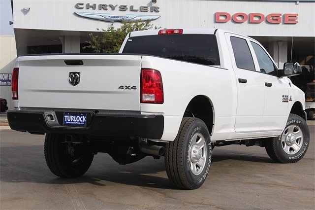 2018 Ram 2500 Crew Cab 4x4, Pickup #N5933 - photo 2