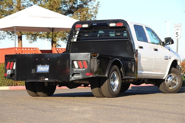 2018 Ram 3500 Crew Cab DRW 4x4 Hauler Body #N5934 - photo 2