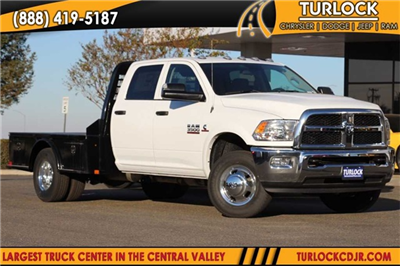 2018 Ram 3500 Crew Cab DRW 4x4 Hauler Body #N5934 - photo 1