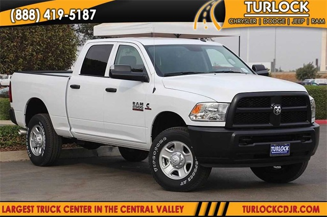 2018 Ram 2500 Crew Cab 4x4 Pickup #N5944 - photo 1