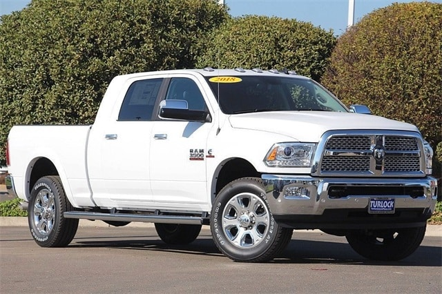 2018 Ram 3500 Mega Cab 4x4 Pickup #N5967 - photo 3