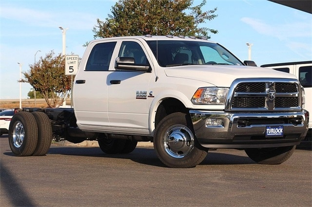 2018 Ram 3500 Crew Cab DRW 4x4 Cab Chassis #N6005 - photo 3