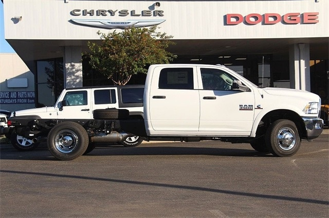 2018 Ram 3500 Crew Cab DRW 4x4 Cab Chassis #N6005 - photo 6