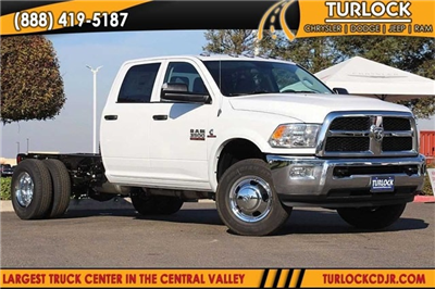 2018 Ram 3500 Crew Cab DRW 4x4 Cab Chassis #N6076 - photo 1