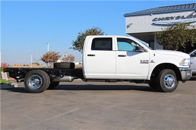2018 Ram 3500 Crew Cab DRW 4x4 Cab Chassis #N6076 - photo 6
