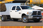 2018 Ram 3500 Crew Cab DRW 4x4, Cab Chassis #N6076 - photo 1