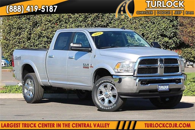 2018 Ram 2500 Crew Cab 4x4, Pickup #N6088 - photo 1