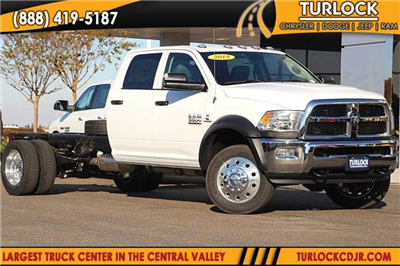 2018 Ram 5500 Crew Cab DRW 4x4, Cab Chassis #N6117 - photo 1