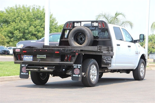 2018 Ram 3500 Crew Cab 4x4,  Cab Chassis #N6177 - photo 2