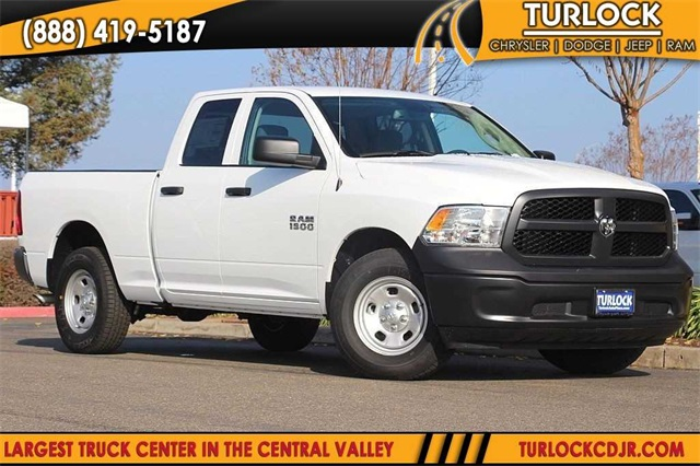 2018 Ram 1500 Quad Cab, Pickup #N6196 - photo 1