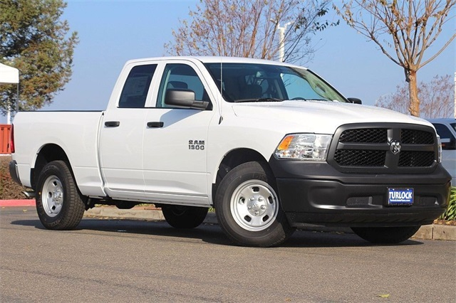2018 Ram 1500 Quad Cab, Pickup #N6196 - photo 3