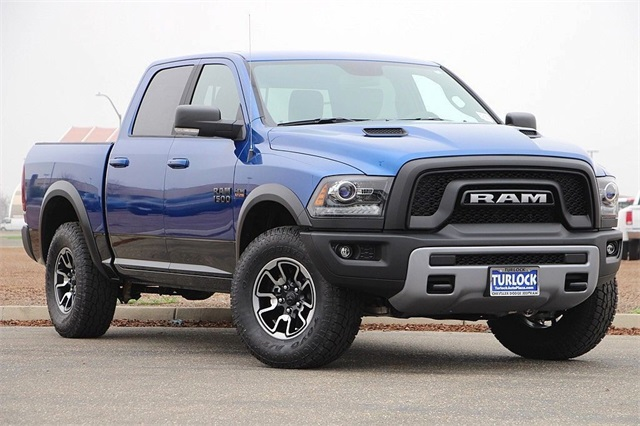 2018 Ram 1500 Crew Cab 4x4,  Pickup #N6201 - photo 3