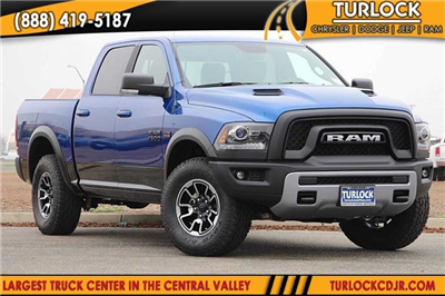 2018 Ram 1500 Crew Cab 4x4,  Pickup #N6201 - photo 1