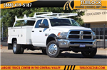 2018 Ram 5500 Crew Cab DRW 4x4,  Service Body #N6230 - photo 1