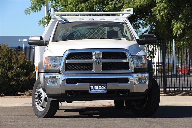 2018 Ram 4500 Regular Cab DRW 4x2,  Harbor Contractor Body #N6238 - photo 5