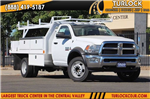 2018 Ram 4500 Regular Cab DRW 4x2,  Harbor Contractor Body #N6238 - photo 1