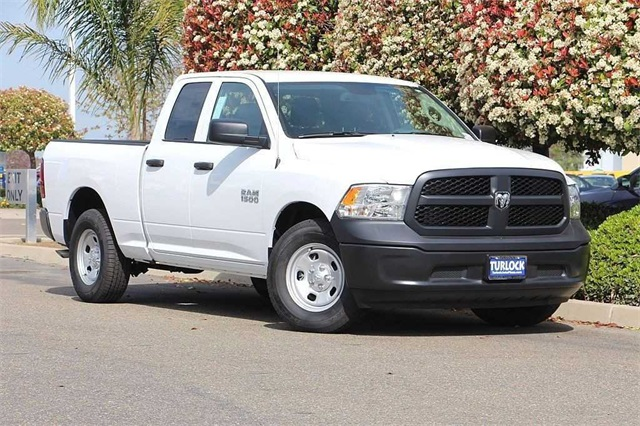 2018 Ram 1500 Quad Cab, Pickup #N6315 - photo 3